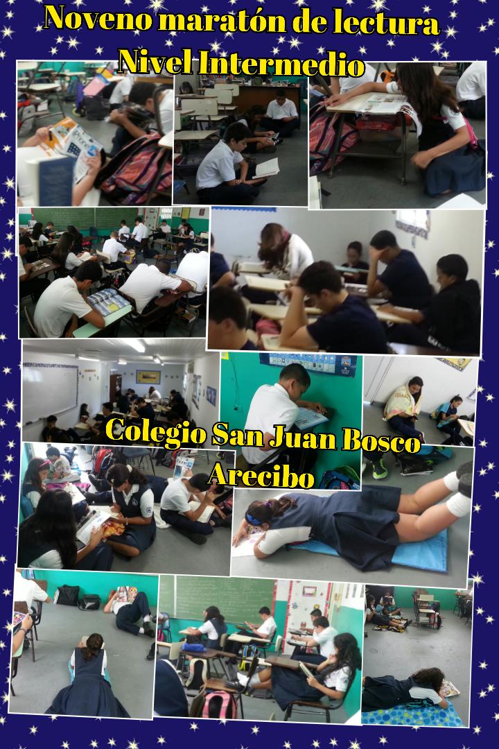 Colegio San Juan Bosco nivel Intermedio, Arecibo