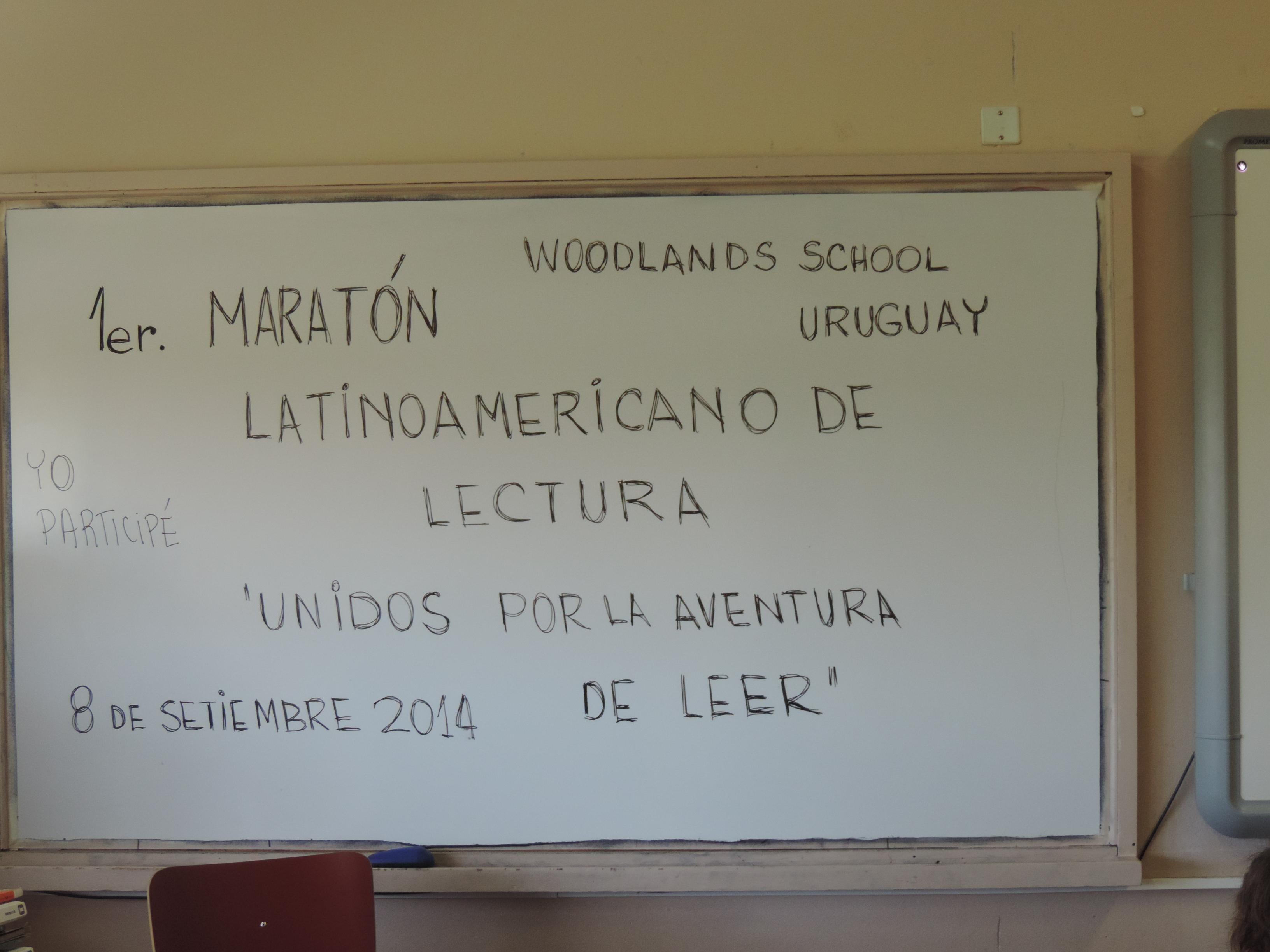 Woodlands School, Montevideo Uruguay